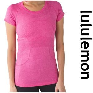 Lululemon Swiftly Tech Short Sleeve